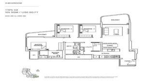 Coastline Floor Plan 4