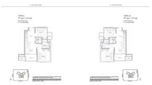 One Meyer Floor Plan 1