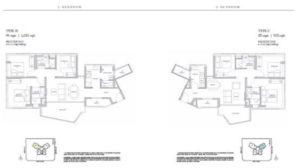 One Meyer Floor Plan 2