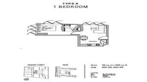 77@East Coast Floor Plan 1