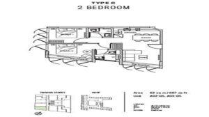 77@East Coast Floor Plan 3