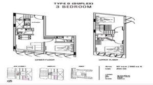 77@East Coast Floor Plan 4