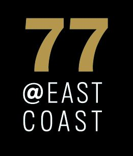 77@East Coast Logo