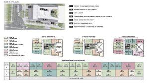 77@East Coast site plan