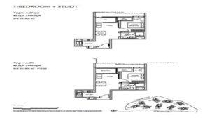 Sengkang Grand Residence Floor Plan 2