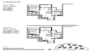 Sengkang Grand Residence Floor Plan 3