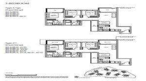 Sengkang Grand Residence Floor Plan 5