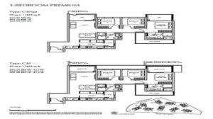 Sengkang Grand Residence Floor Plan 6