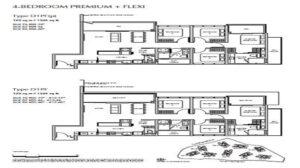 Sengkang Grand Residence Floor Plan 7