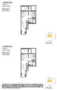 The Landmark Floorplan 2
