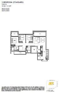 The Landmark Floorplan 7