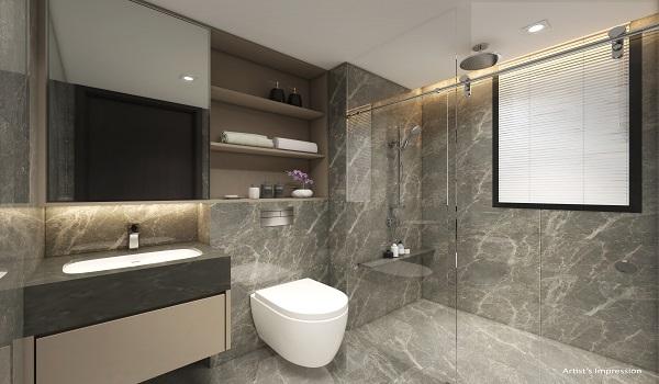 The LINQ_Bathroom